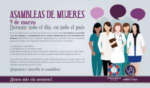 Asambleas de Mujeres 8M
